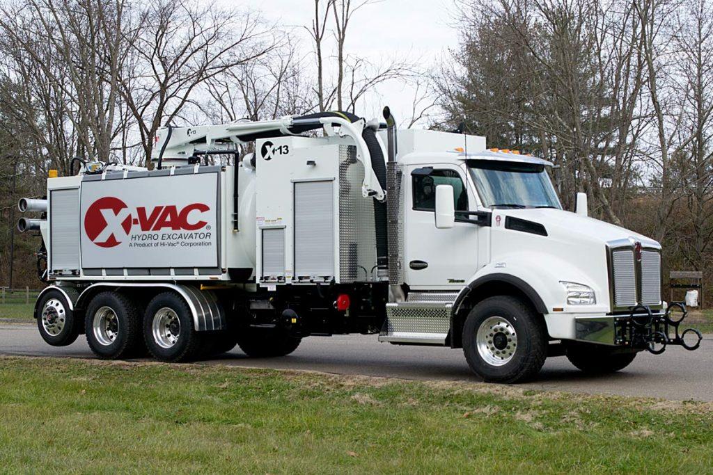 X-Vac X13 Hydro Excavator